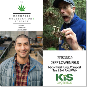 Episode 2: Jeff Lowenfels Explains Mycorrhizal Fungi, Compost Teas, & Soil Food Web