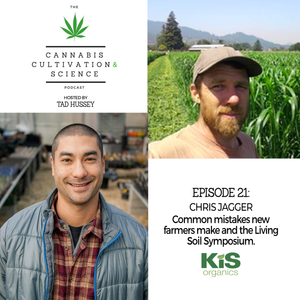 Episode 21: Common Mistakes New Farmers Make & The Living Soil Symposium with Chris Jagger