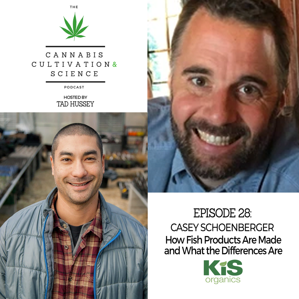 Episode 28: How Fish Products Are Made & What the Differences Are with Casey Schoenberger