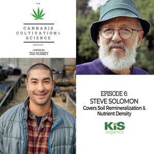 Episode 6: Steve Solomon Covers Soil Remineralization & Nutrient Density