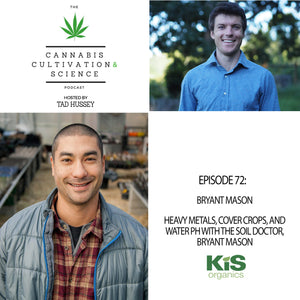 Episode 72: Heavy Metals, Cover Crops, and Water pH with The Soil Doctor, Bryant Mason