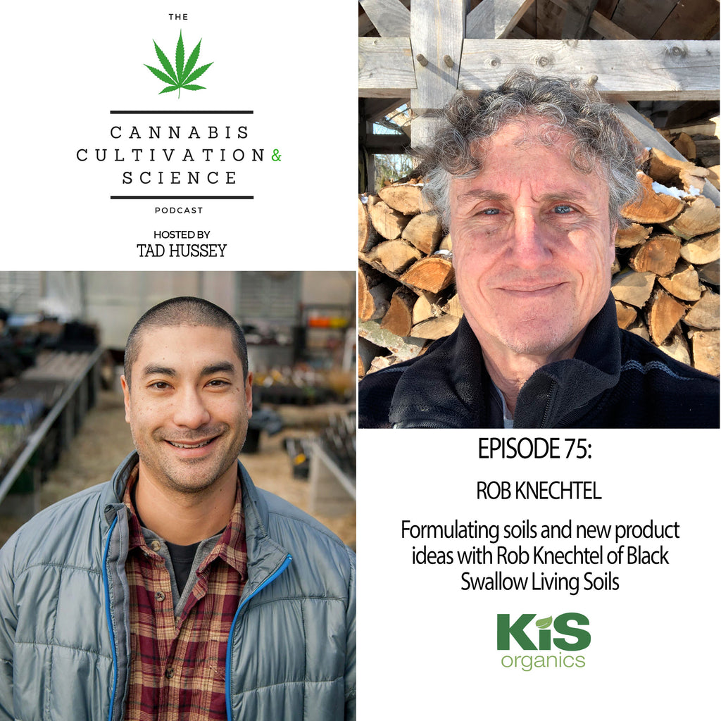 Episode 75: Formulating Soils and New Products with Rob Knechtel of Black Swallow Living Soils