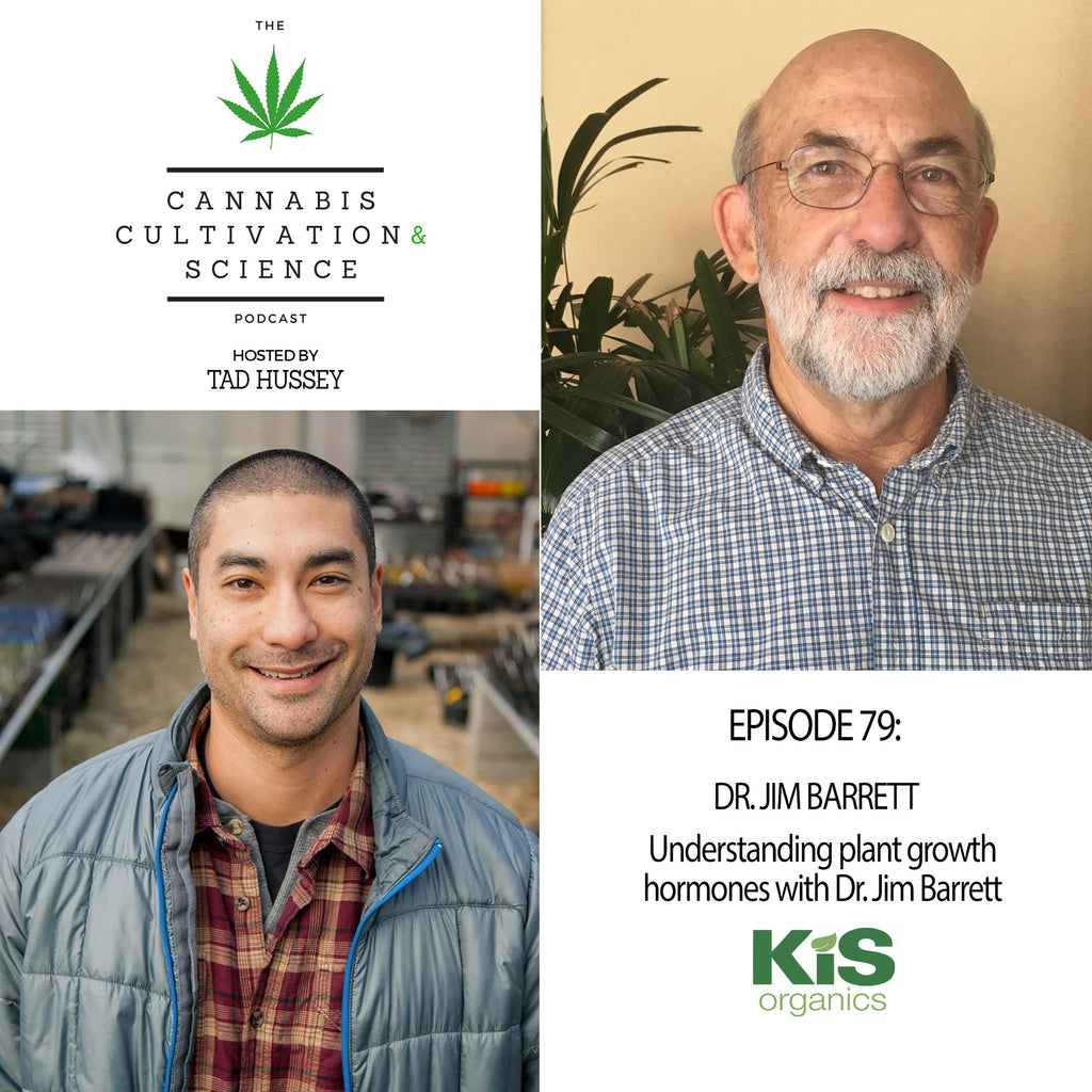 Episode 79: Understanding Plant Growth Hormones with Dr. Jim Barrett