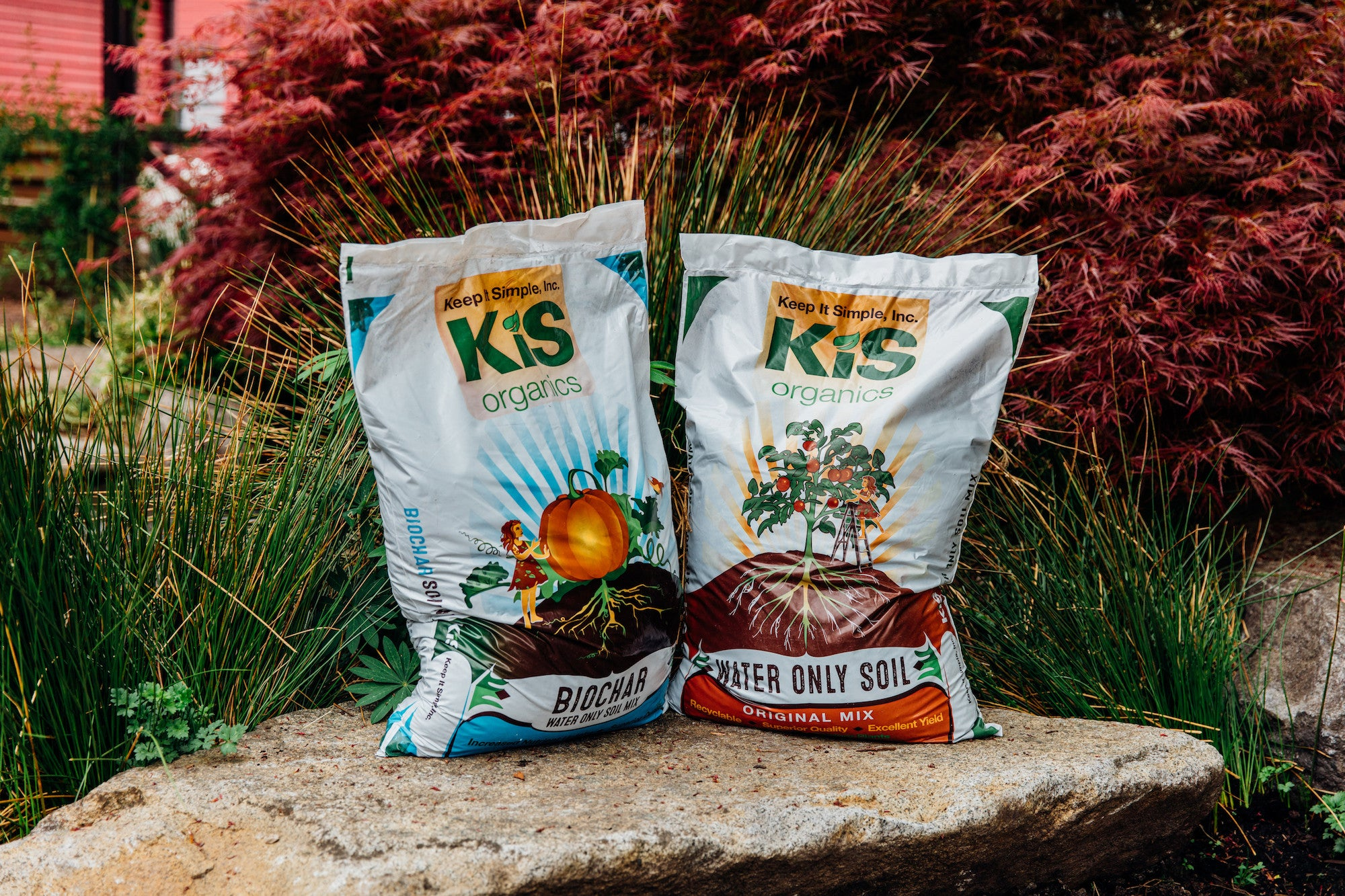 Advanced Nutrient Schedule with KIS Organics Soil
