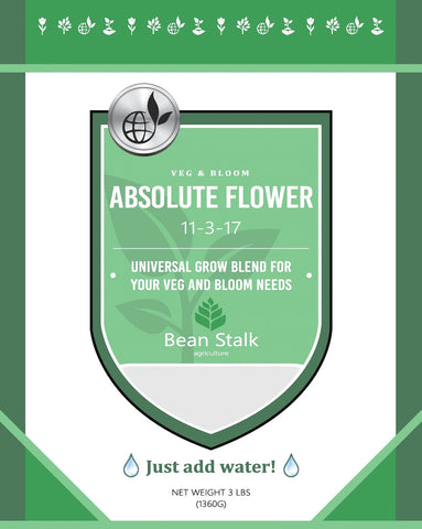 Beanstalk Controlled-Release Fertilizers - FREE SHIPPING