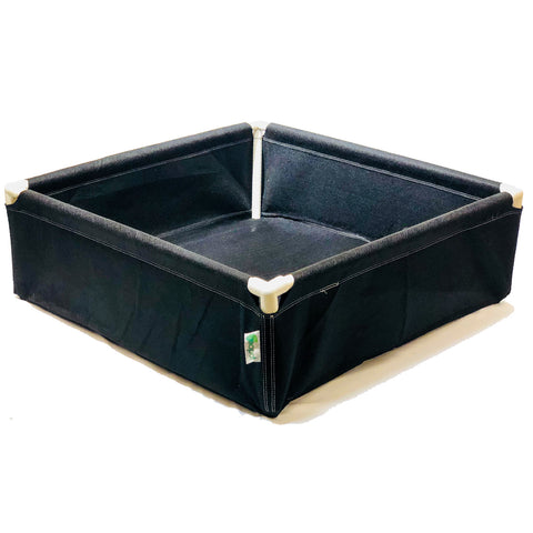 Geoplanter Raised Fabric Bed