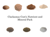 Official Clackamas Coot Nutrient and Mineral Kit