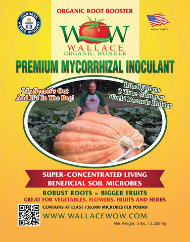 WOW Mycorrhiza - FREE SHIPPING