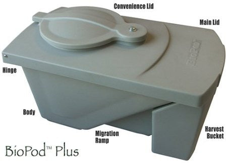 Biopod Plus - FREE SHIPPING lawn and garden supplies near me