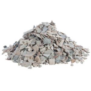Crushed oyster shell kis organics for Crushed oyster shells for landscaping