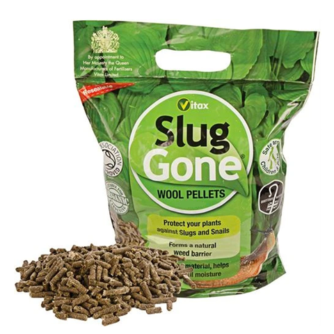 Slug Gone - 100% Organic Slug Barrier - FREE SHIPPING