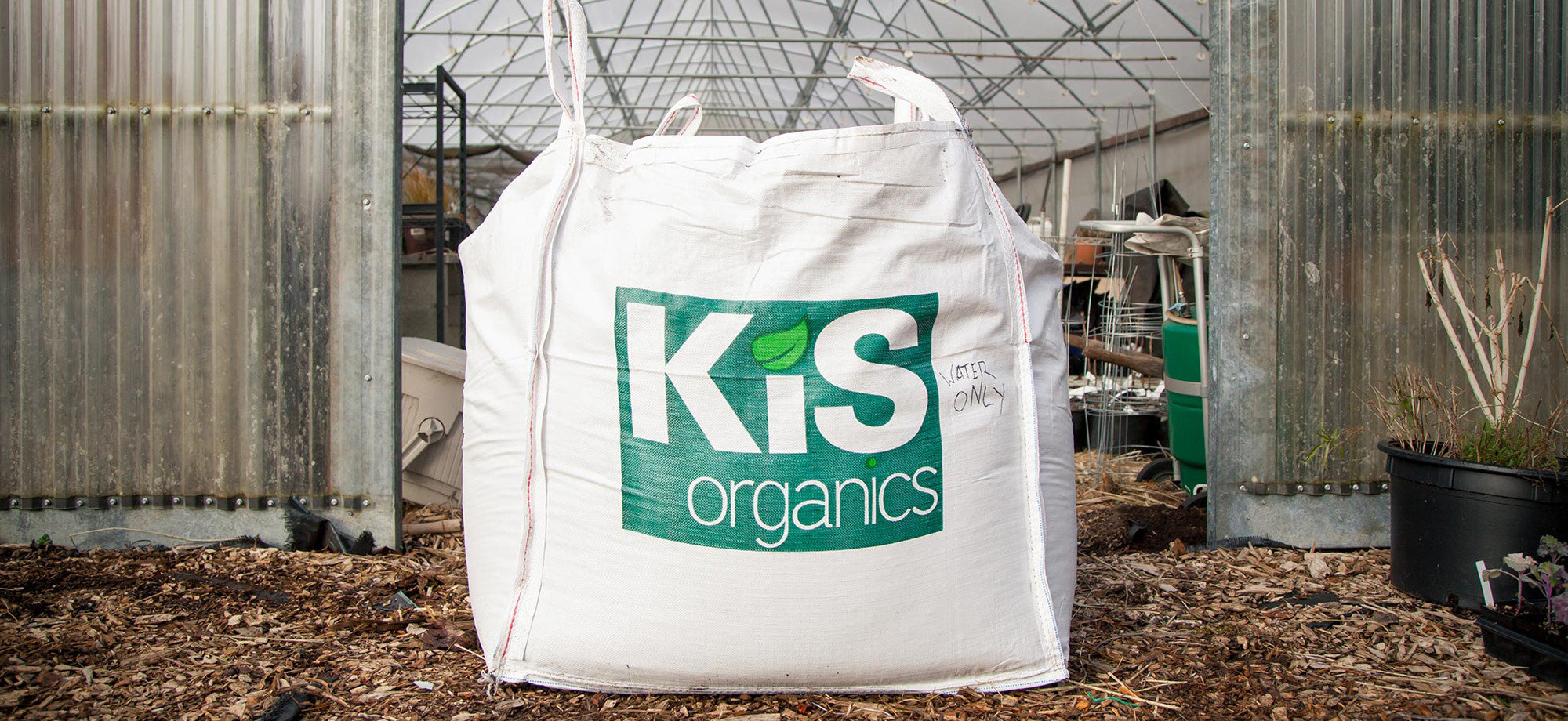 Bulk potting soil mix kis organics