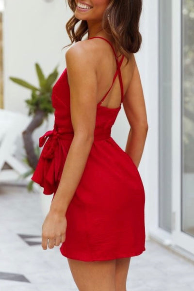 Scarlet Ruby Dress