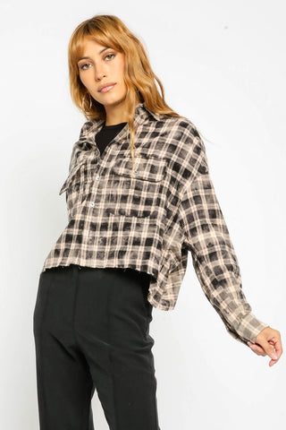 Winters Edge Plaid Shirt