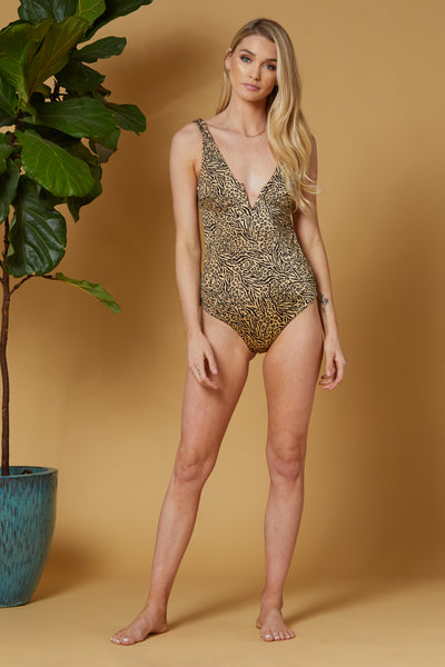 Raja One Piece Swimsuit