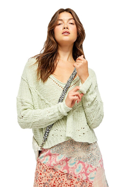 Seashell Sweater