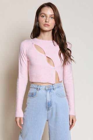 So Fetch Knit Top