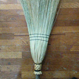 Traditional Flat Brooms with Justin Burton. Saturday, April 13th 2-5pm.