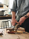 Spoon Carving with Tim Machlan. Sunday April 28th, 10-2pm