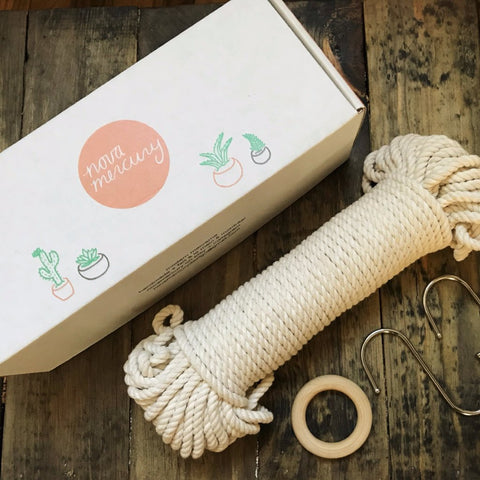 Nova Mercury Macrame Kit