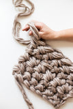 Cozy Crochet Throw w/ Anne Weil. Saturday, November. 10-3pm.