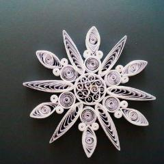 Modern Paper Quilling w/ Bethany O'Halloran. Thursday, November 16th. 6:30-8:30pm.
