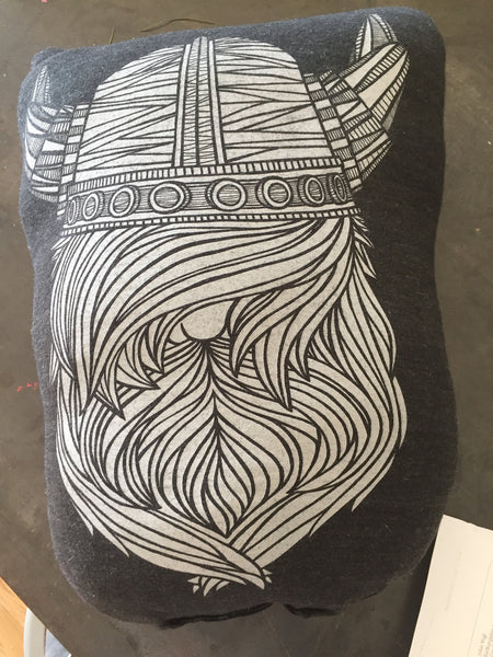 Viking pillow