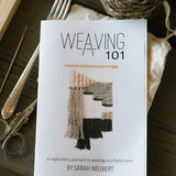 Weaving 101: An Exploratory Approach to Weaving on a Loom. March 18th.
