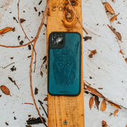 Real Wood odin iphone Case
