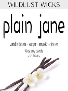 Plain Jane - Spring Sale
