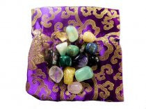 Crystal Healing Packs and Tumbled Stone Kits