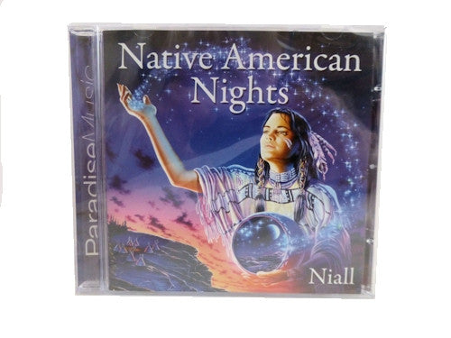 Native American Nights CD by Niall