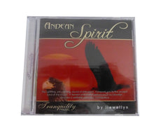 Andean Spirit CD by Llewellyn