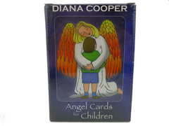angel cards for children, diana cooper