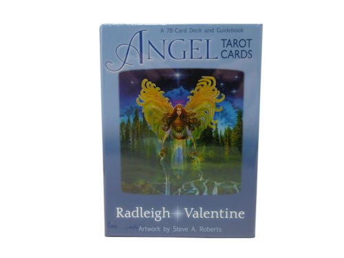Angel Tarot Divination Cards By Radleigh Valentine