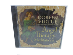 Angel Therapy meditations cd by Doreen Virtue