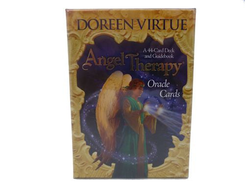angel therapy cards by doreen virtue