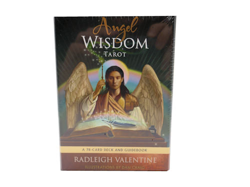 Angel Wisdom Tarot Divination Cards By Radleigh Valentine