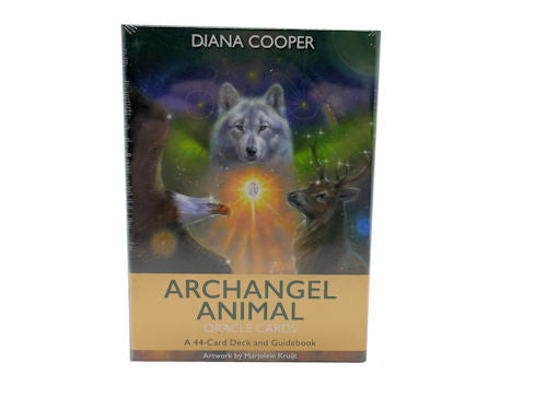 Archangel Animal Tarot by Diana Cooper