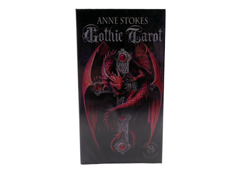 Anne Stokes Gothic  Tarot Cards