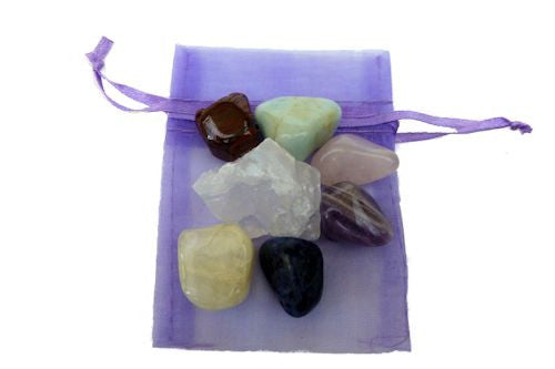 Archangel For Each Day Of The Week Healing Crystal Pack