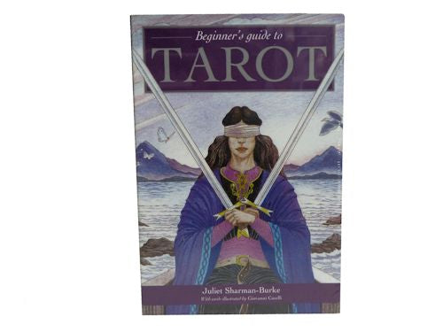 Beginners Guide to Tarot Card and Book Set
