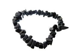 Black Tourmaline Chipstone Bracelet