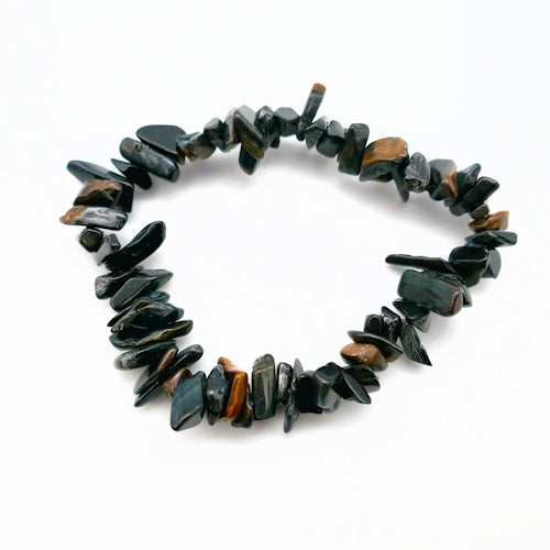 blue tigers eye chipstone