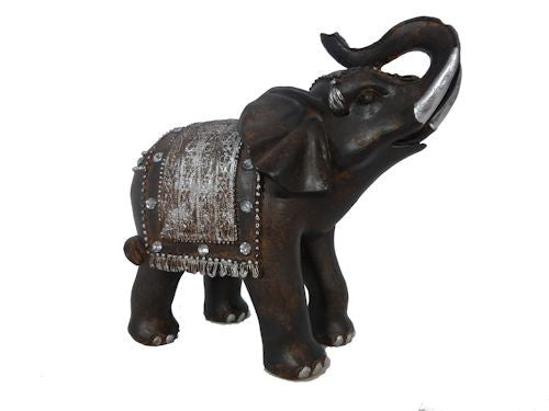 Brown Antique look Elephant