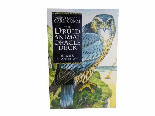 Druid Animal Oracle Deck by Philip e' Stephanie Carr-Gomm