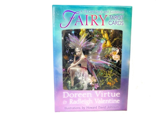 Fairy Tarot Divination Cards