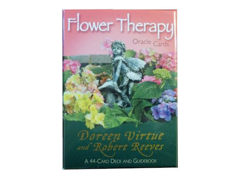 Flower Therapy Oracle Cards  by Doreen Virtue and Robert Reeves