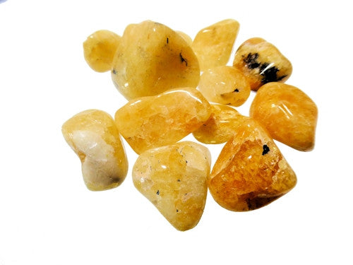 Golden Beryl Tumble Stones