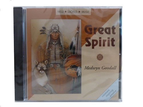 Great Spirit CD